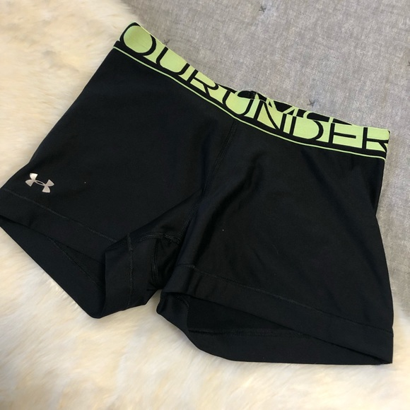 Under Armour Pants - Under armour headgear 3 in. Compression shorty S
